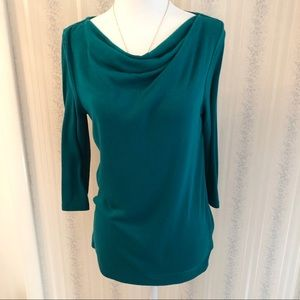 Ann Taylor scoop neck Sweater